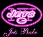 Jets Babe&#39;s Photo