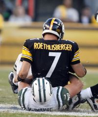NY Jets \ Pittsburgh Steelers 09/16/12