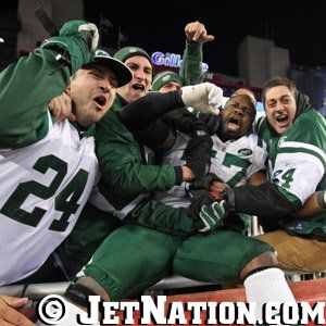 Jets vs. Patriots - Divisional Playoffs