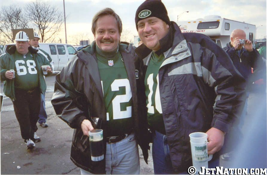 Bob The Jets Fan And GOB