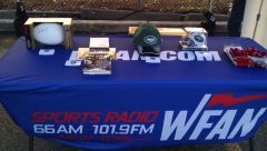 JetNation At WFAN Event