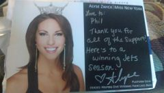 Alyse Zwick - Miss New York