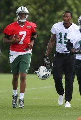 Geno Smith & Brandon Marshall