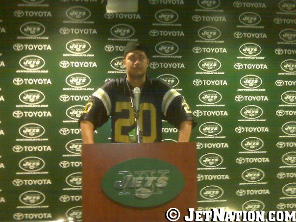 My First Press Conference