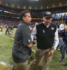 Rex Ryan and Jeff Fisher