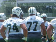 Nick Mangold & Austin Howard