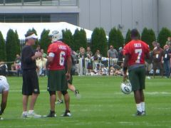 David Lee, Mark Sanchez, Geno Smith