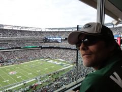 contemplation during Jets Saints game 11-3-13