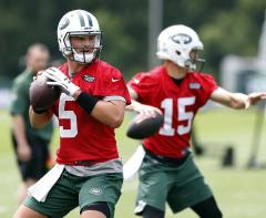 2017 New York Jets Training Camp
