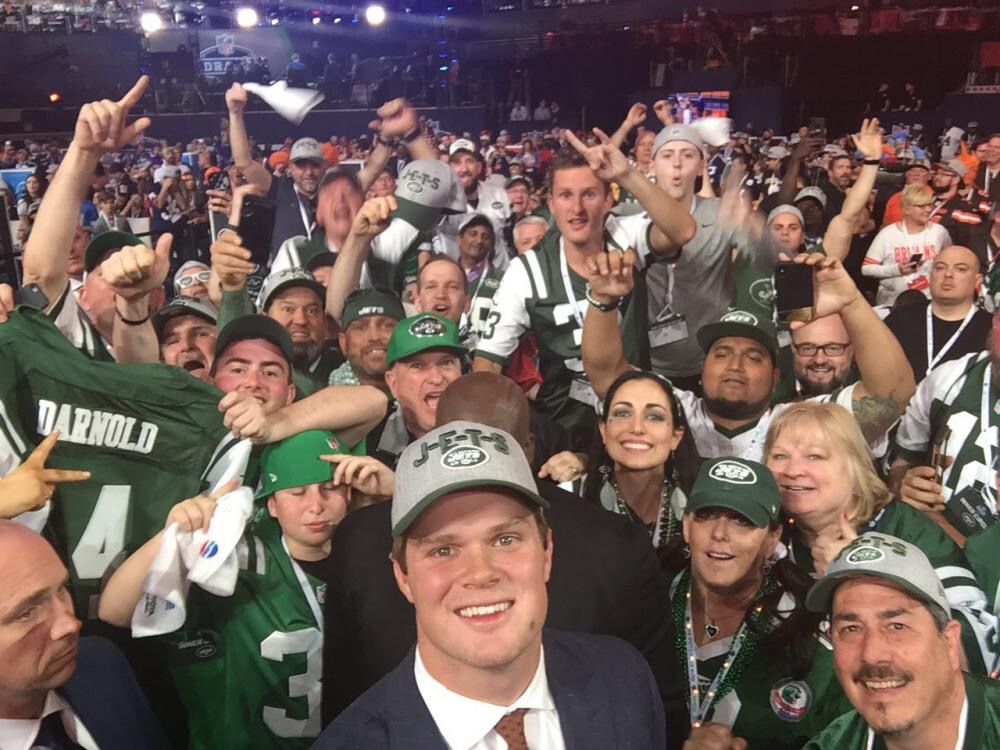 Darnold Officially Named Starter