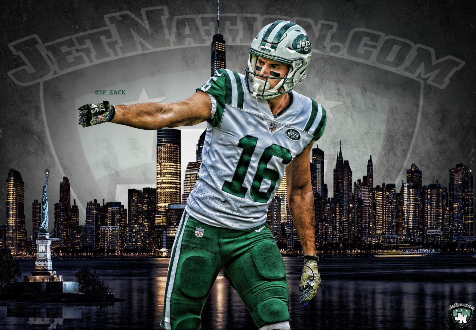 f6d1c99ede2 Is Chad Hansen set to Emerge from a Crowded Jets' Receiver Room ...