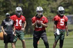 2018 NY Jets Training Camp