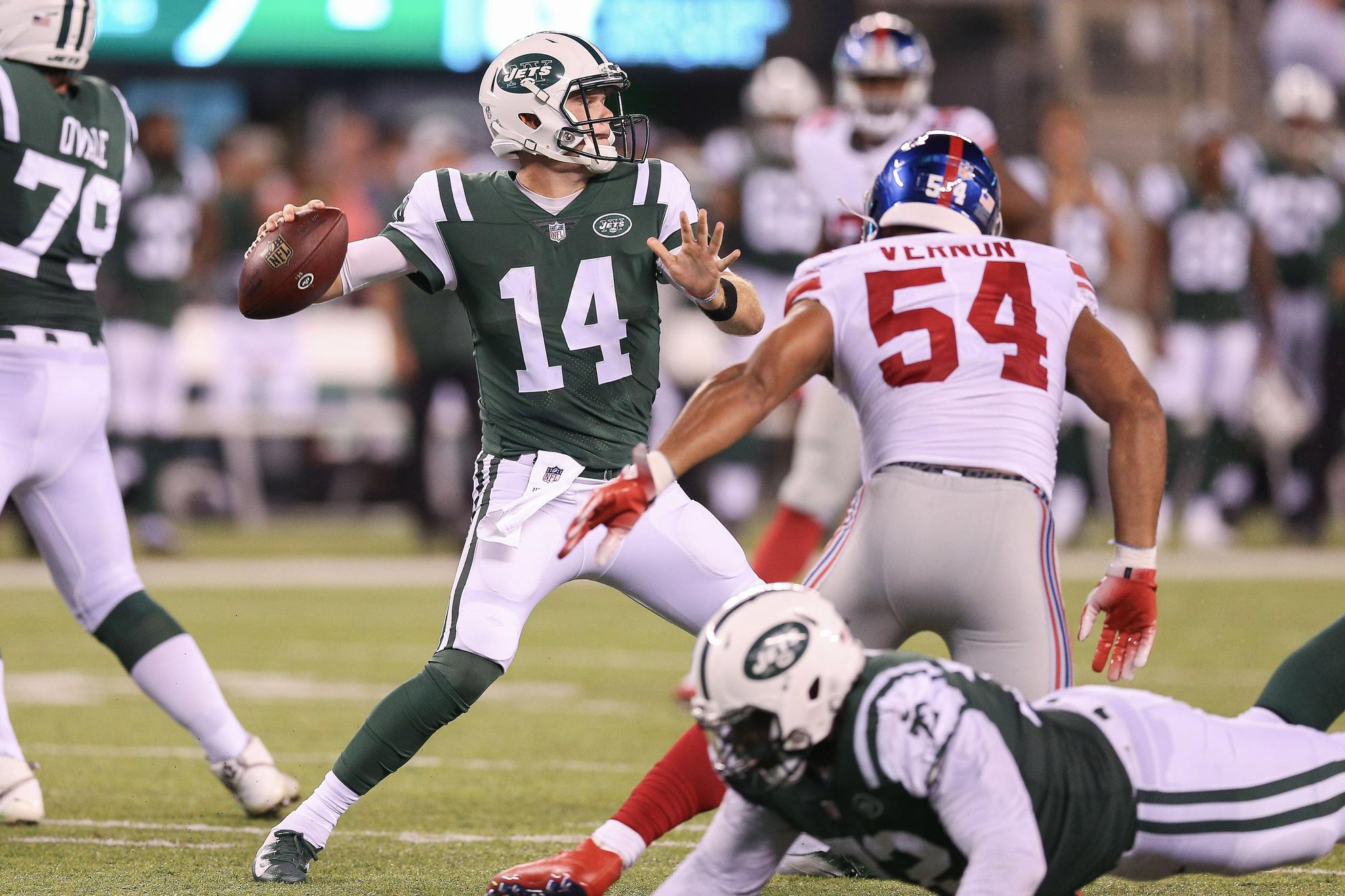 Sam Darnold Review – Pre-Season Week 3 (Giants)
