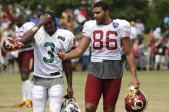 2018 Jets \ Redskins Joint Practices