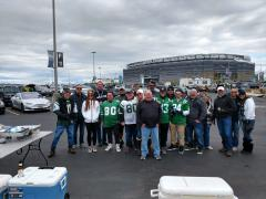 JN Group Outing Vikings Game 2018