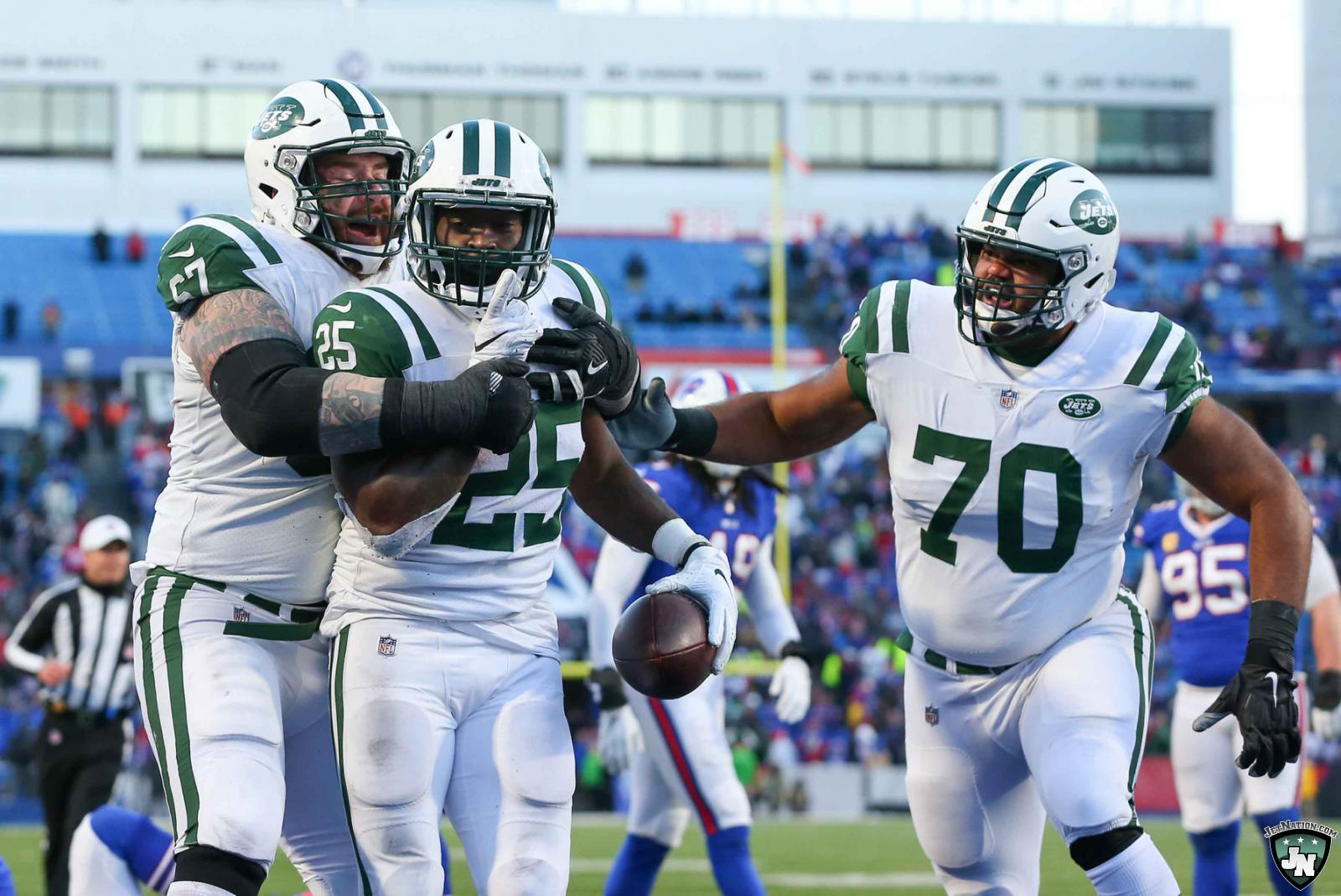 Jets at Bills - 12/09/18